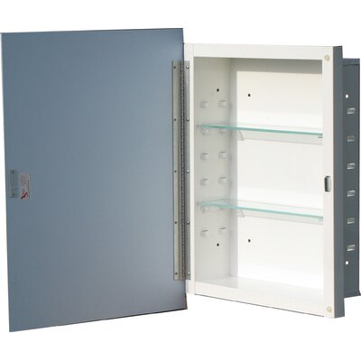 """Hide Away 16.5"""" x 22.5"""" Recessed Medicine Cabinet Product Photo"""