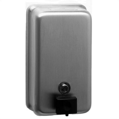 Bobrick Classic™ Series Vertical Tank Soap Dispenser