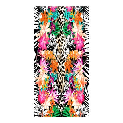 Kaufman Sales Animal Printed Beach Towel