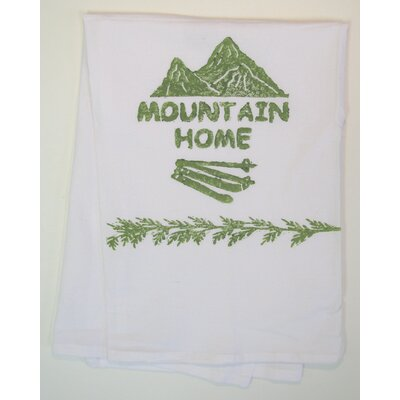 Mountain Home Kitchen Towel by Lowcountry Linens
