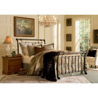 Legion Sleigh Bed by Fashion Bed Group
