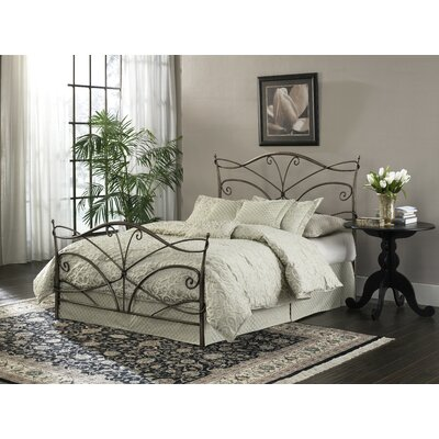 Fashion Bed Group Papillon Metal Headboard