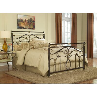 Lucinda Sleigh Bed by Fashion Bed Group