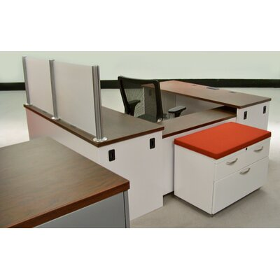 Great Openings Trace U-Shape Desk Computer Desk