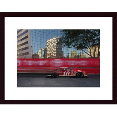Printfinders Speed by John K. Nakata Framed Photographic Print