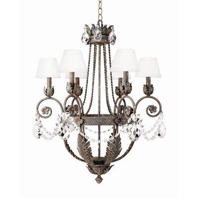 2nd Ave Design Antonia 6 Light Chandelier