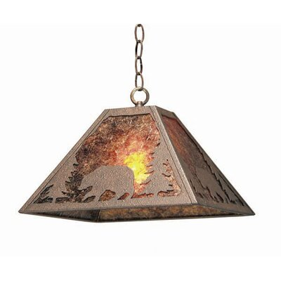 2nd Ave Design Bear Creek Pendant