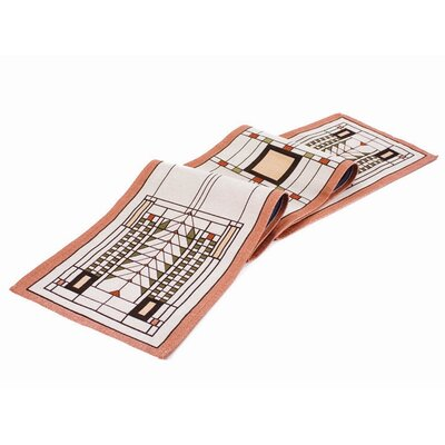 Frank Lloyd Wright ® Tree of Life Table Runner by Rennie & Rose Design Group ...