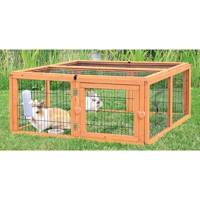 Trixie Pet Products Natura Medium Outdoor Pen with Mesh Cover