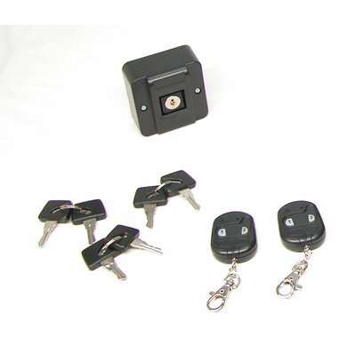 Gatekeeper Ltd. Dual Swing Gate Opener Kit