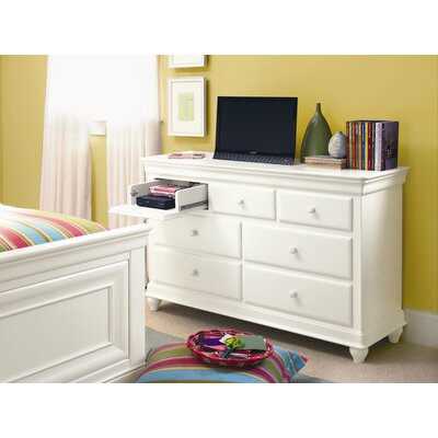 Classics 7 Drawer Dresser by SmartStuff Furniture