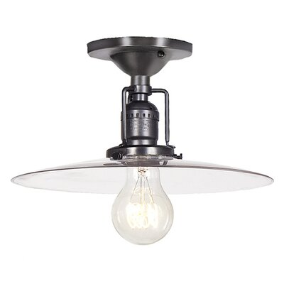 Union Square 1 Light Semi Flush Mount Product Photo