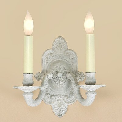 JVI Designs 2 Light Wall Sconce