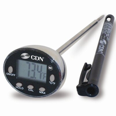 CDN ProAccurate Quick-Read Thermometer