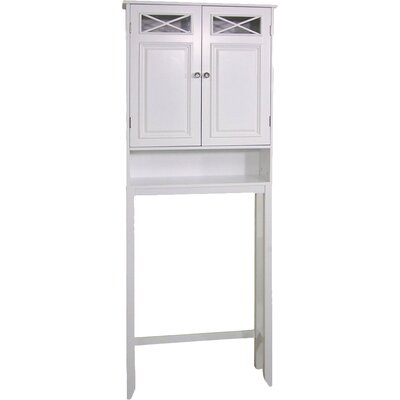 "Elegant Home Fashions Dawson 25"" x 68"" Over the Toilet Cabinet"