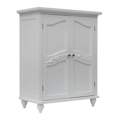 "Elegant Home Fashions Versailles 27"" x 34"" Free Standing Cabinet"