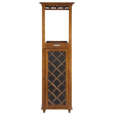 Napoli II 16 Bottle Wine Cabinet by Elegant Home Fashions
