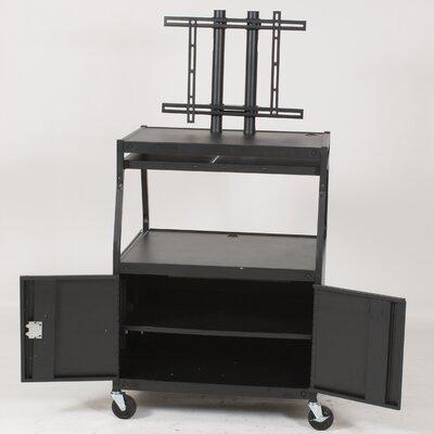 Balt Wide Body Flat Panel AV Cart