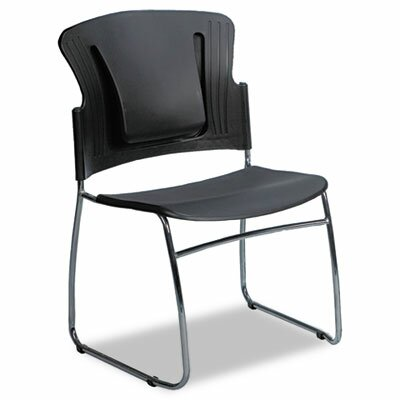 Balt Mid-Back ReFlex Series Stacking Guest Chair