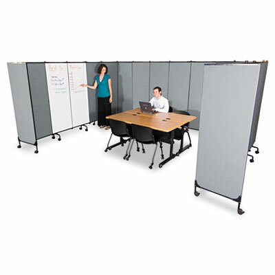 "Balt GreatDivide Fabric 2-Panel Add-On Set, 72""H x 64""W"