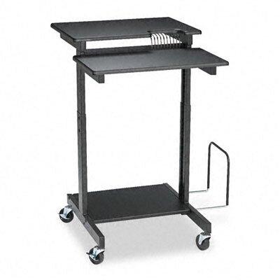 Balt BALT® Web A/V Stand-Up Workstation AV Cart