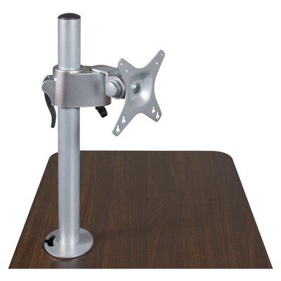 Balt Grommet Mount Height Adjustable Desktop Flat Panel