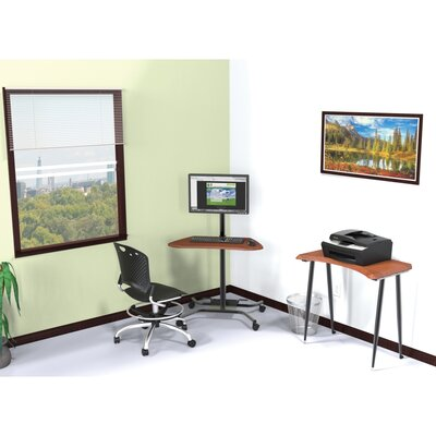 Balt Adjustable Flexible Computer Desk
