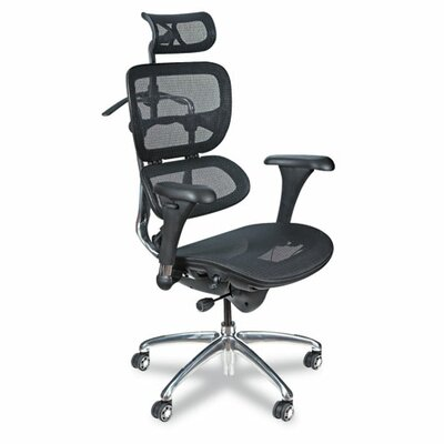 Balt HIgh-Back Mesh Conference Chair with Arms