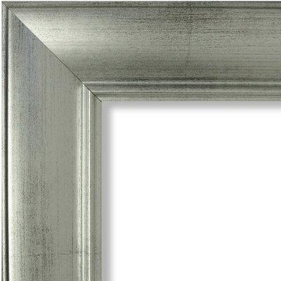 """Craig Frames Inc. Antique Brushed 2"""" Wide Complete Picture Frame/Poster Frame"""