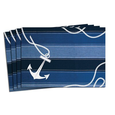 I Sea Life Placemat by Rightside Design