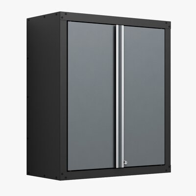 NewAge Products RTA Series 5-Piece Cabinet Set with Locker