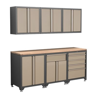 NewAge Products Pro Series 7-Piece Cabinet Set