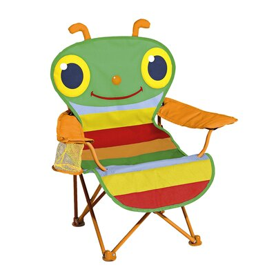 Happy Giddy Kid's Director Chair by Melissa & Doug