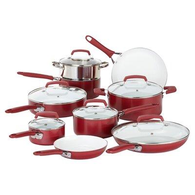 Wearever Pure Living 15 Piece Cookware Set Reviews Wayfair