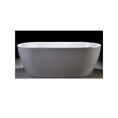 "Venice 69"" x 30.7"" Soaking Bathtub Product Photo"