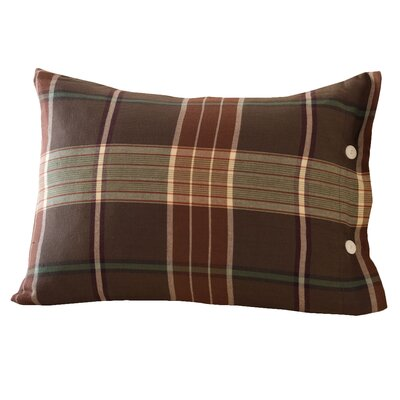 Taylor Linens Deerfield Cotton Lumbar Pillow