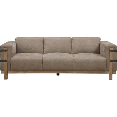 Loon Peak Crane Rustic Sofa