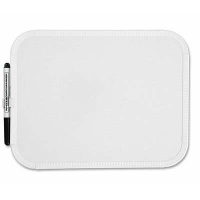 Sparco Products Marker Magnetic Lap Board Whiteboard