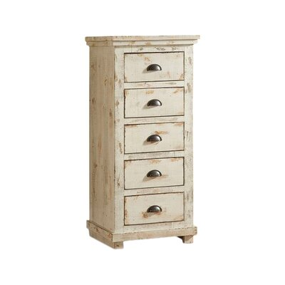 Willow 5 Drawer Lingerie Chest by Progressive Furniture