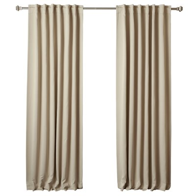 Thermal Insulated Blackout Curtain Panel (Set of 2) Product Photo