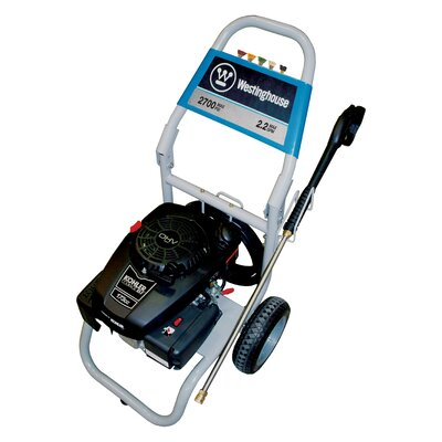 2700 PSI Power Pressure Washer by Westinghouse Power Products