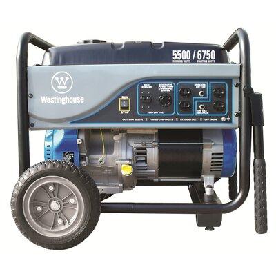5,500 Watt Generator by Westinghouse Power Products