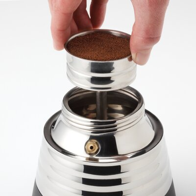 Aroma Electric Coffee Maker : Aroma Hot Moka X-Press Electric Coffee/Espresso Maker & Reviews Wayfair