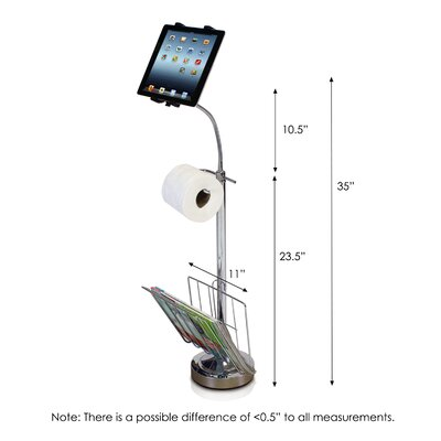 Furinno HiDUP 360 Degree Tablet Floor Stand