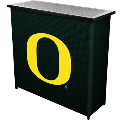 University of Oregon Home Bar by Trademark Global