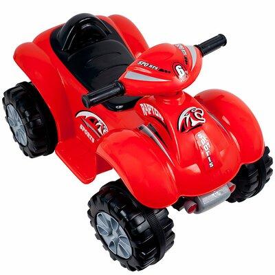 Trademark Global Rockin' Rollers 6V Battery Powered ATV