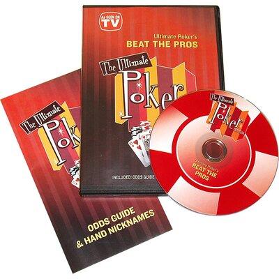 Trademark Global Beat The Pros DVD