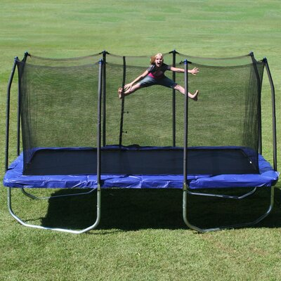 15' Trampoline with Safety Enclosure II Product Photo
