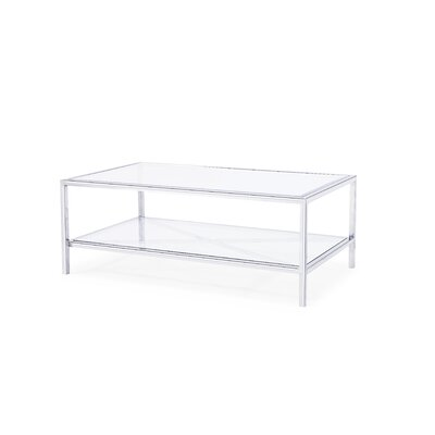 Gardner Coffee Table by Decorative Leather Books, LLC