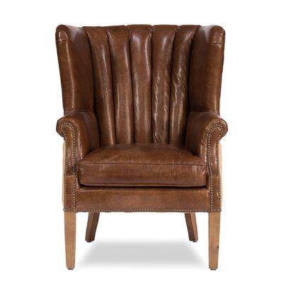 Franklin Club Chair by Sarreid Ltd